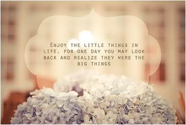 enjoythelittlethingsinlife